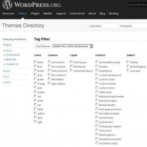 Choosing a Free WordPress Theme